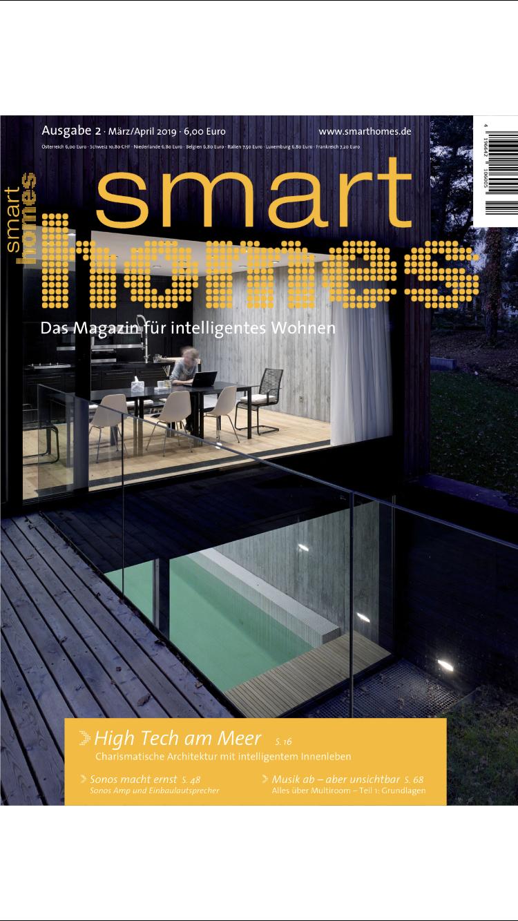 smart homes graphen